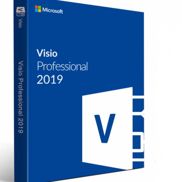 Visio Professional 2019 cheap key