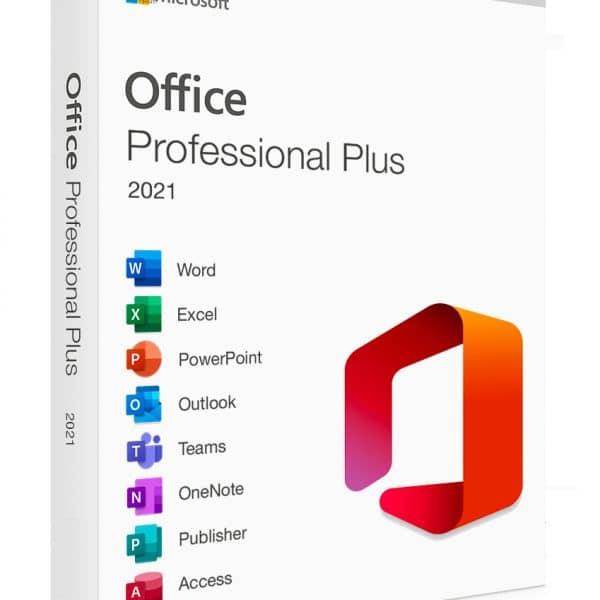 office professional plus 2021 key cheap